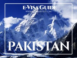 pakistan e-visa guide by assam artist