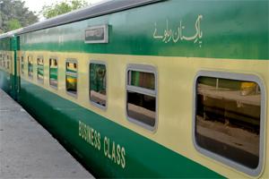 BUSINESS TRAIN IN PAKISTAN