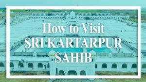 kartarpur corridor how to visit