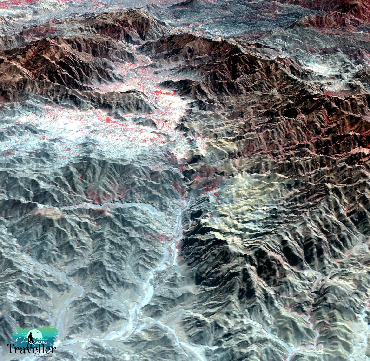 Khyber Pass, Afghanistan-Pakistan